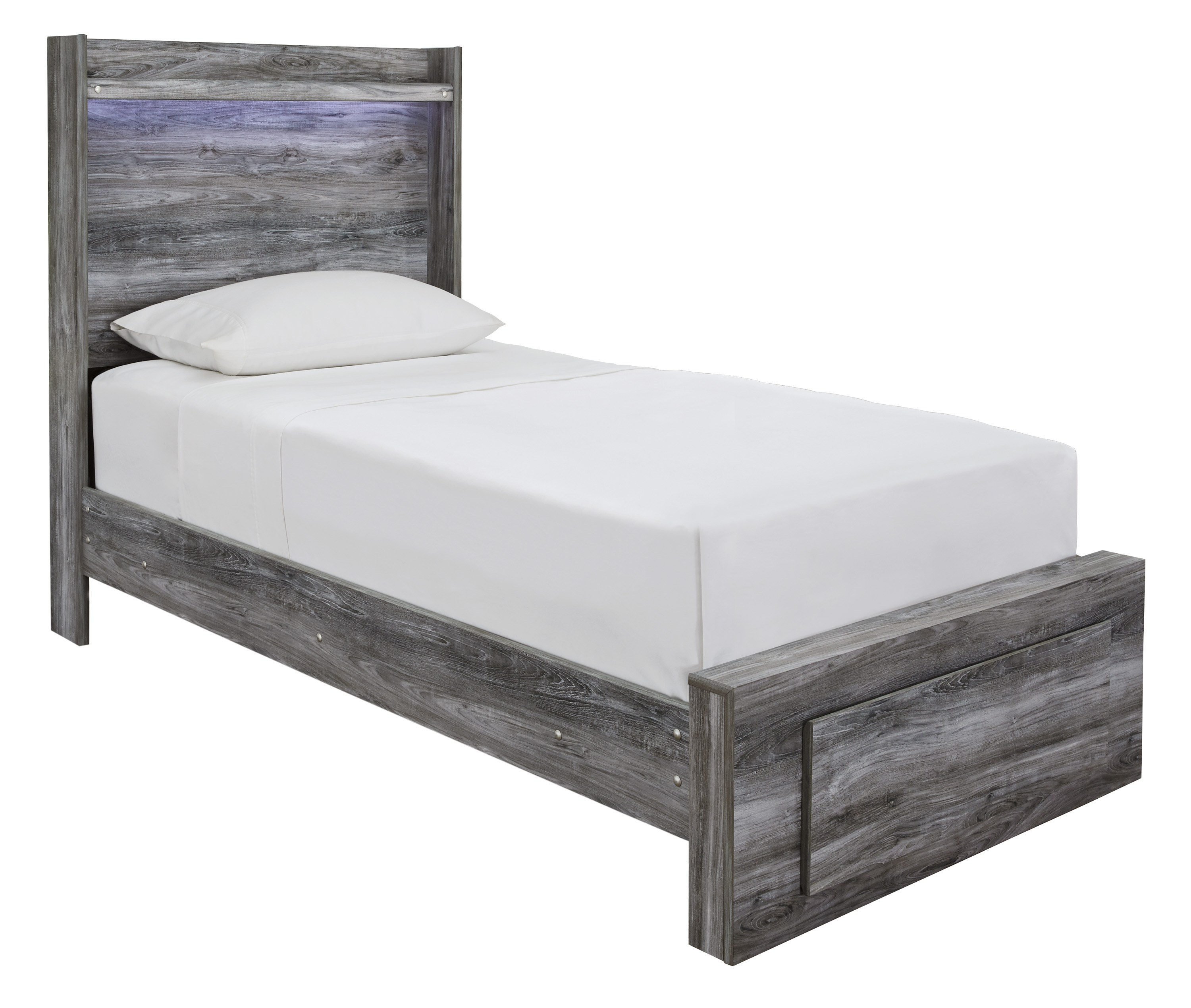 Sale Ashley Furniture Baystorm Twin Panel Bed With Storage