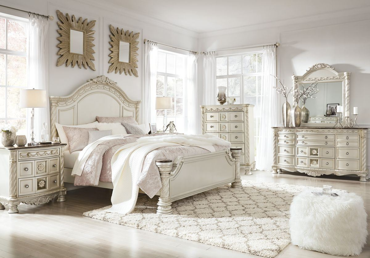 Ashley Furniture Cimore Panel