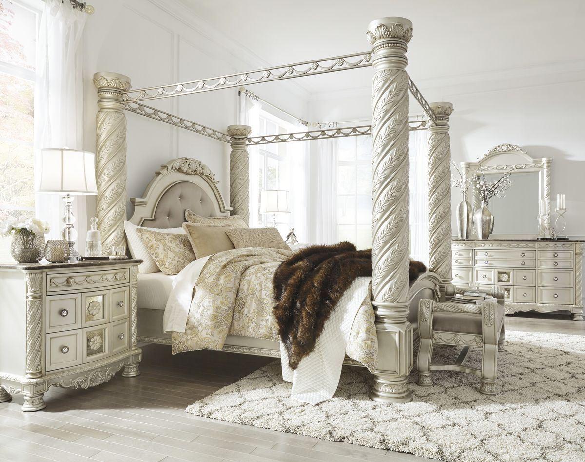 Ashley Furniture Cimore Canopy